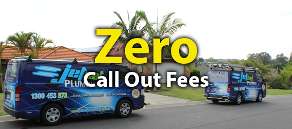 Zero Call Out Fees on Blocked Drains