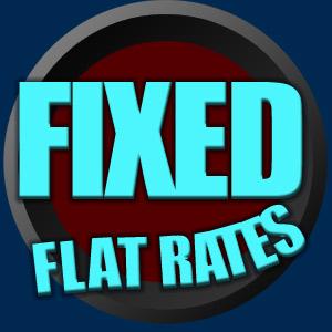 Fixed Flat Rates
